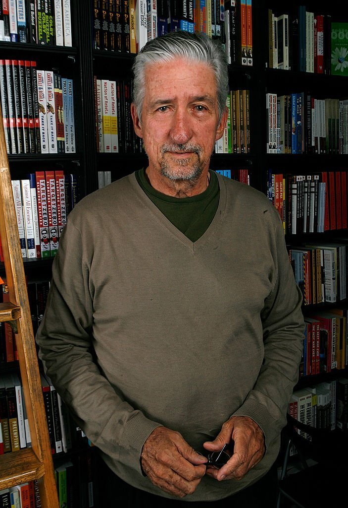 Tom Hayden, Jane Fonda's second husband. I Image: Getty Images.