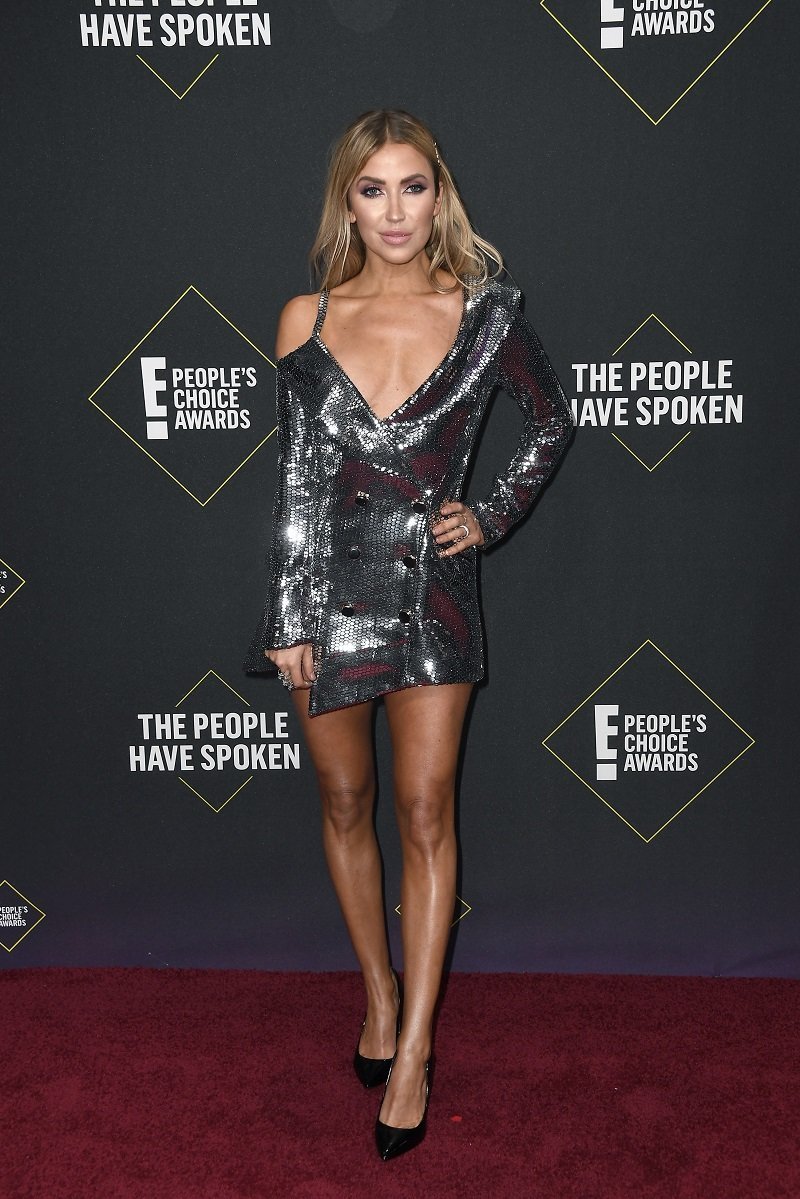 Kaitlyn Bristowe on November 10, 2019 in Santa Monica, California | Photo: Getty Images