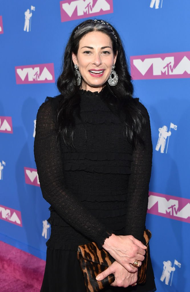 Stacy London attends the 2018 MTV Video Music Awards at Radio City Music Hall  | Getty Images