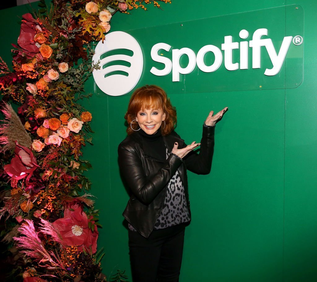 Reba McEntire attends Spotify's launch of its new podcast with country icon Reba McEntire at the Bridge Building | Photo: Getty Images