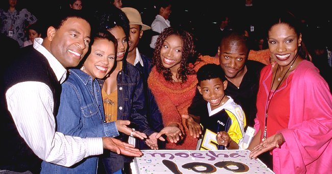 Meet 'Moesha' Cast More Than 20 Years after the First Episode Premiered