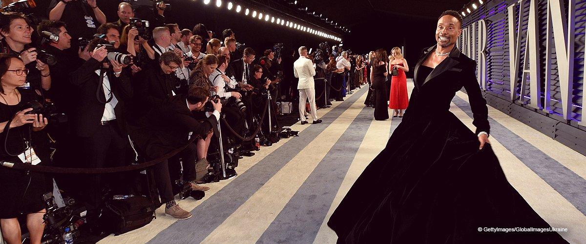 Schauspieler Billy Porter stiehlt die Show und erscheint bei den Oscars 2019 in einem Kleid
