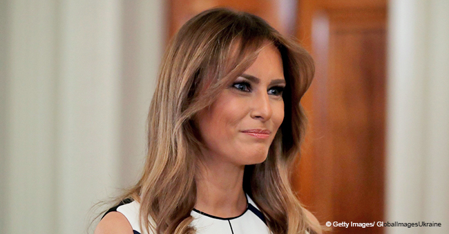 True Story behind First Lady Melania Trump's Higher Education
