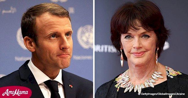 Anny Duperey est mécontente d'Emmanuel Macron: son premier commentaire sur la situation en France