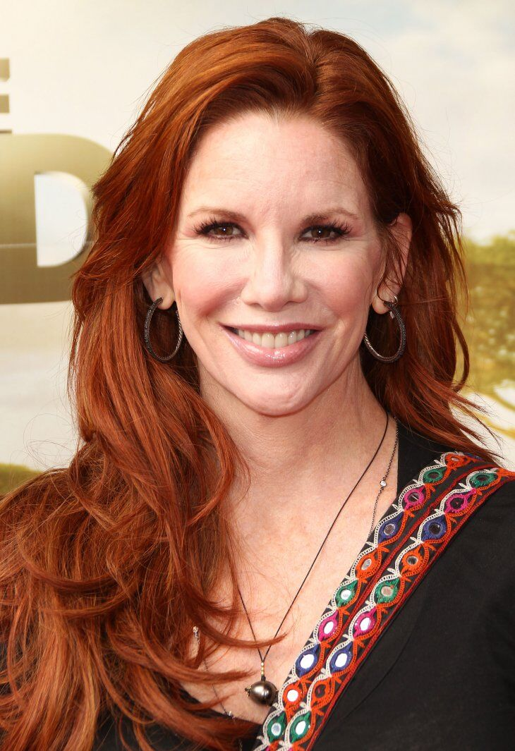 "Actress Melissa Gilbert attends the premiere of Warner Brothers' ""Born to be Wild"" at the California Science Center  