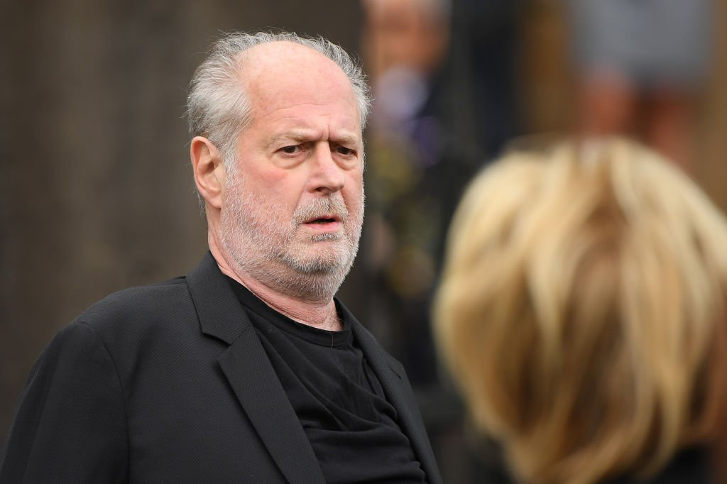 Michael Gudinski attends the state funeral for Sisto Malaspina at St Patrick's Cathedral on November 20, 2018.   Photo: Getty Images