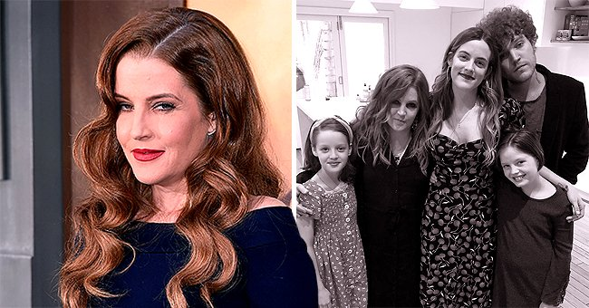 Lisa Marie Presley Has 4 Kids from Two Different Marriages – Meet Her Big Family