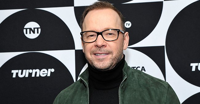 Donnie Wahlberg Spreads Some Joy for a Waitress in Massachusetts by Leaving a $2,020 Tip