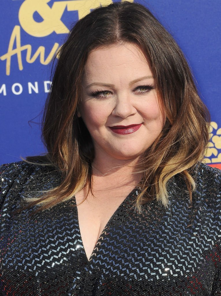 Melissa McCarthy arrives for the 2019 MTV Movie And TV Awards held at Barker Hangar | Photo: Getty Images