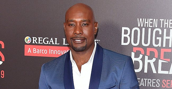 Morris Chestnut's Wife Pam Receives Fan Compliments on New Pic about Them Being a Lovely Couple