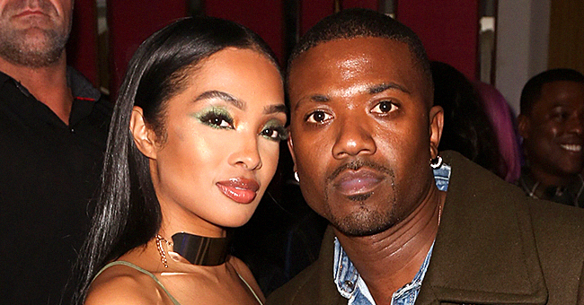 Princess Love Films 'LHH' Promo with Ray J after Saying She's Leaving