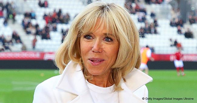 Brigitte Macron s'est faite plaisir avec sa nouvelle couleur de cheveux