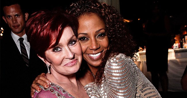 Holly Robinson Peete Alleges Sharon Osbourne Called Her Ghetto — See 'The Talk' Host's Response