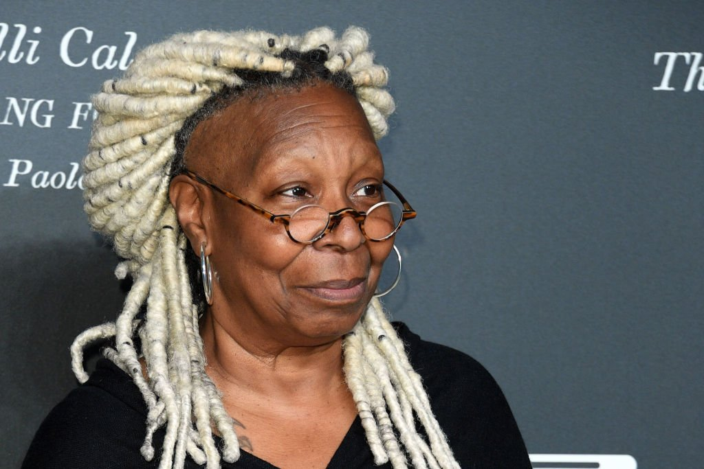 "Whoopi Goldberg at the presentation of the Pirelli 2020 Calendar ""Looking For Juliet"" on December 03, 2019. 