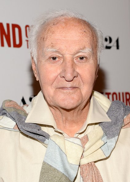 Robert Loggia at The WGA Theater on July 13, 2015 in Beverly Hills, California. | Photo: Getty Images