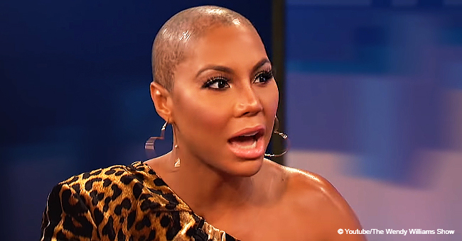 Tamar Braxton Blasts Sisters for Ruining Birthday, Especially Trina's Man Who Used Party to Propose