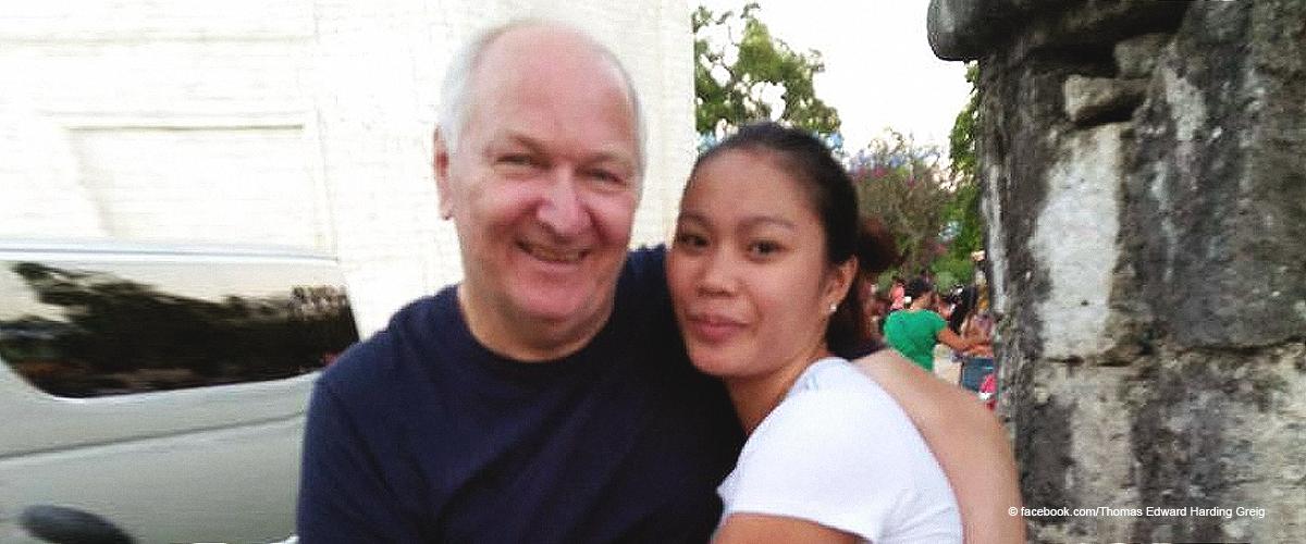"""23-jährige Frau behauptet, dass es """"wahre Liebe"""" zwischen ihr und ihrem 71-jährigen Mann gibt"""