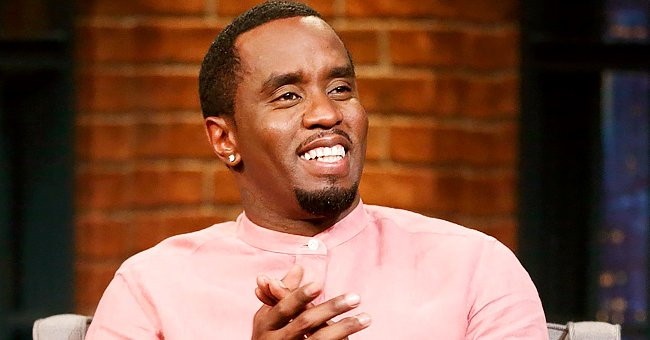 Look How Diddy Celebrated Mom's 80th and Twin Daughters' 14th Birthday