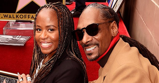 Snoop Dogg's Wife Shante Broadus Shares Sweet Family Snap to Honor Him on Father's Day