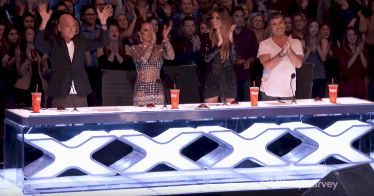 Quelle: YouTube/America's Got Talent