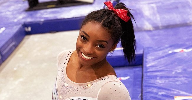 Simone Biles and Friends Show off Choreographed Dance Moves in a New Video
