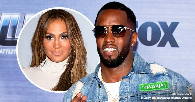 Diddy leaves another comment on one of J.Lo's photos after he weighed in on her incredible abs