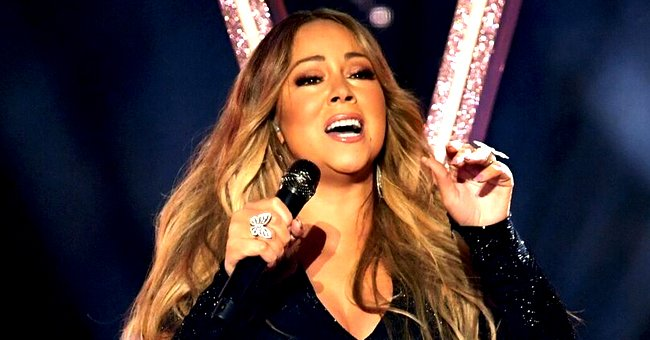 Mariah Carey Becomes First Artist to Top Billboard's Hot 100 Chart in Four Decades