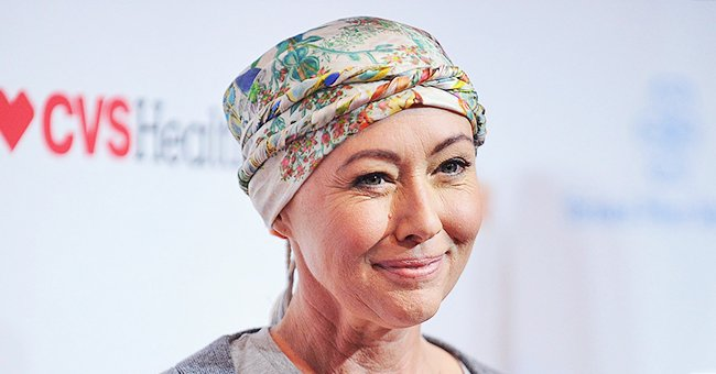 '90210' Star Shannen Doherty Shares Touching Photo of a Friend Amid Cancer Battle