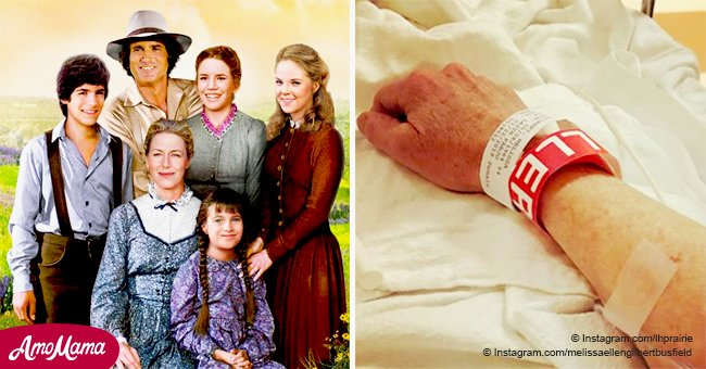 Beloved star from 'Little House on the Prairie,' Melissa Gilbert, undergoes surgery