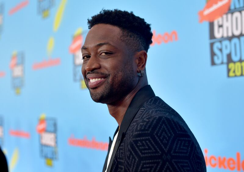 Dwyane Wade at the Nickelodeon Kids' Choice Awards: Sports Event | Source: Getty Images/GlobalImagesUkraine