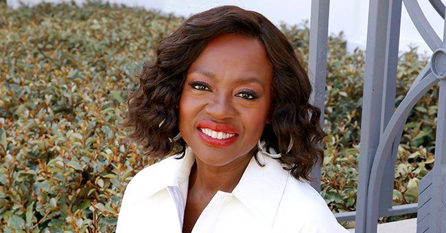 See Cute Pic Viola Davis Shared of Daughter Genesis Smiling in a Blue Dress to Celebrate Easter