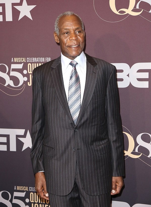 Danny Glover on September 25, 2018 in Los Angeles, California | Source: Getty Images