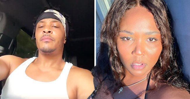 T.I. Shares Supportive Message for Lizzo after FB & Instagram Remove Abusive Comments from Her Pages