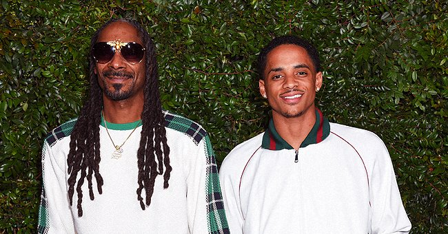 Snoop Dogg's Son Cordell Melts Fans' Hearts as He Kisses His 3-Month-Old Daughter Cordoba in a New Video