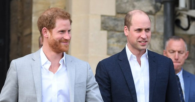 Us Weekly: William & Harry Will Be Alongside 'Close Family' for Princess Diana's Statue Unveiling