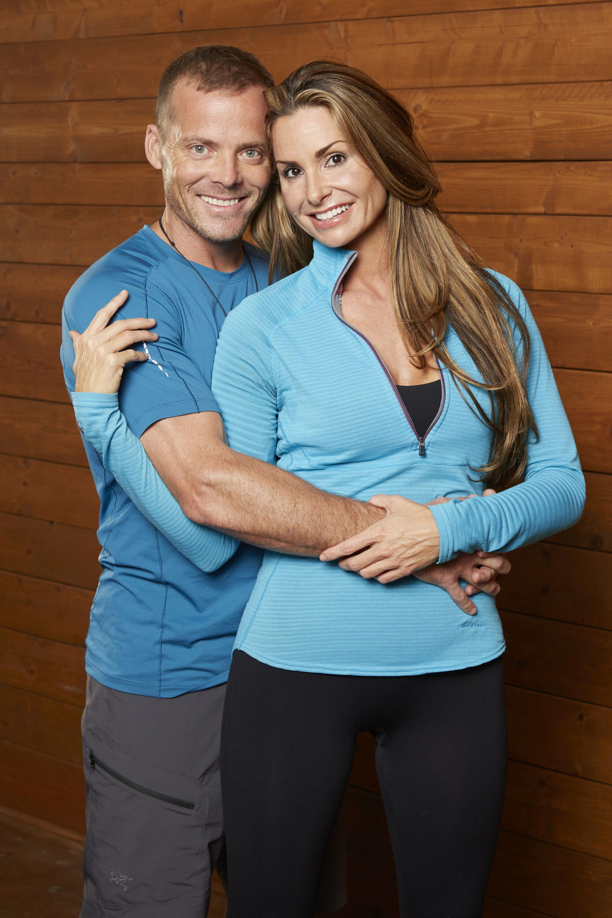 """Colin Guinn & Christie Woods on the eve of the beginning of """"The Amazing Race"""" Season 31 in June 2019 