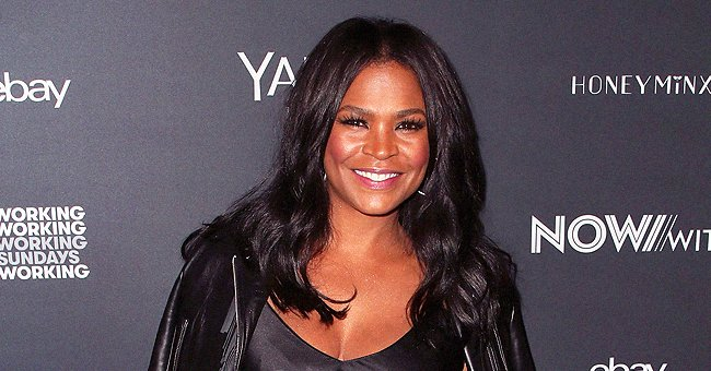Nia Long Shares Photos with Sons Massai and Kez, Opening up about Her Different Labor Experiences