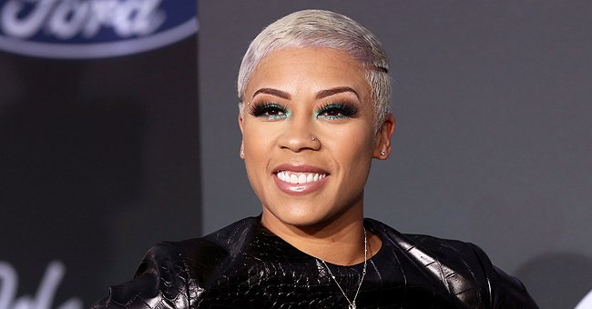 Keyshia Cole's Son Tobias Is All Smiles as He Plays in a Park with His Grandparents (Video)