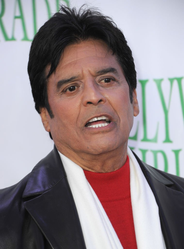 Erik Estrada at for the 88th Annual Hollywood Christmas Parade held on December 1, 2019 | Photo: Getty Images