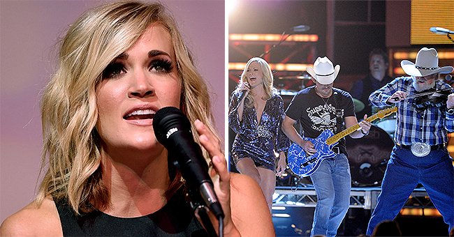 Carrie Underwood Mourns Death of Music Legend Charlie Daniels with a Touching Tribute
