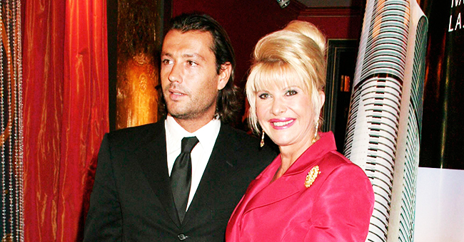 Donald Trump's Ex-Wife Ivana Breaks up with Husband #4 Rossano Rubicondi Again