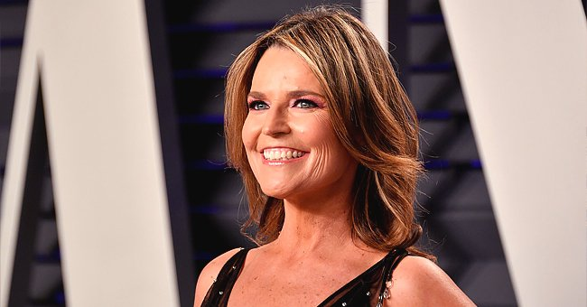 Savannah Guthrie Co-hosts 'Today' from Her Home after Developing Mild Sore Throat and a Runny Nose