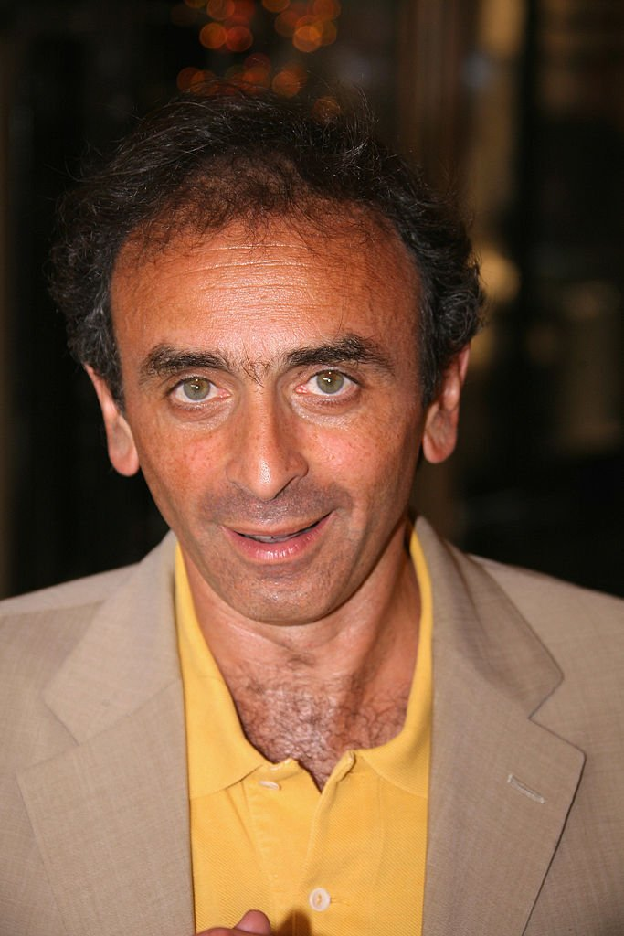 Eric Zemmour en 2009. l Source : Getty Images