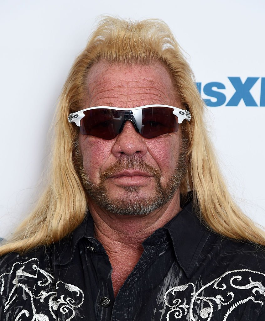 Dog the Bounty Hunter, Duane Chapman visits the SiriusXM Studios in New York City   Photo: Getty Images