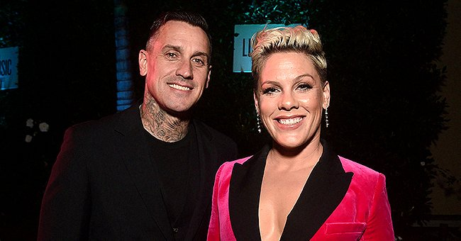 Check Out Pink's Birthday Greeting to Husband Carey Hart as He Turns 45