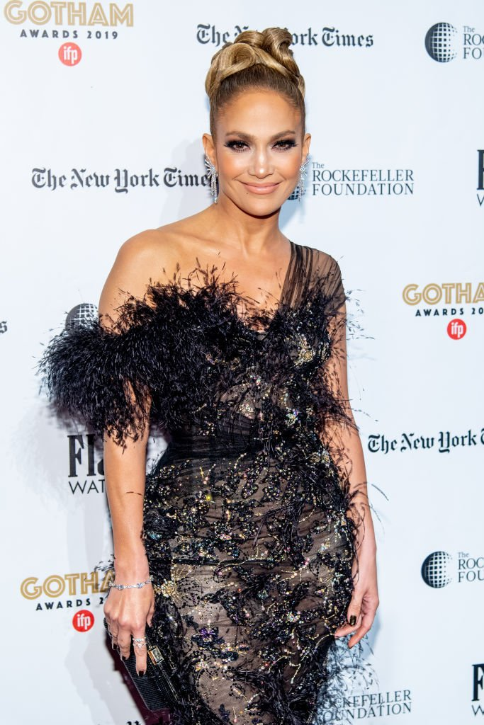 Jennifer Lopez attends the 2019 IFP Gotham Awards at Cipriani Wall Street on December 02, 2019 in New York City | Photo: Getty Images