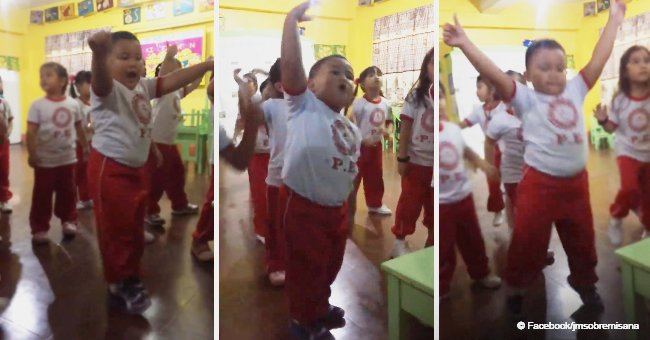 Viral video of spunky little boy performing Momoland's 'Boom Boom' dance still grabs attention