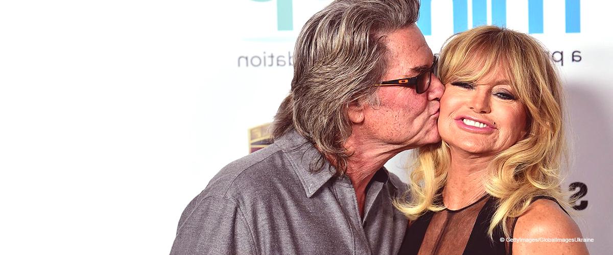 Goldie Hawn teilt süßeste Botschaft an ihren geliebten Kurt Russell an seinem 68. Geburtstag
