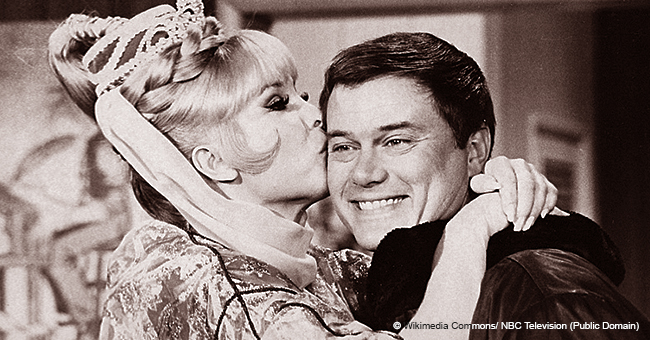 Barbara Eden Reveals Co-Star Larry Hagman Battled Alcohol Addiction during 'I Dream of Jeannie'