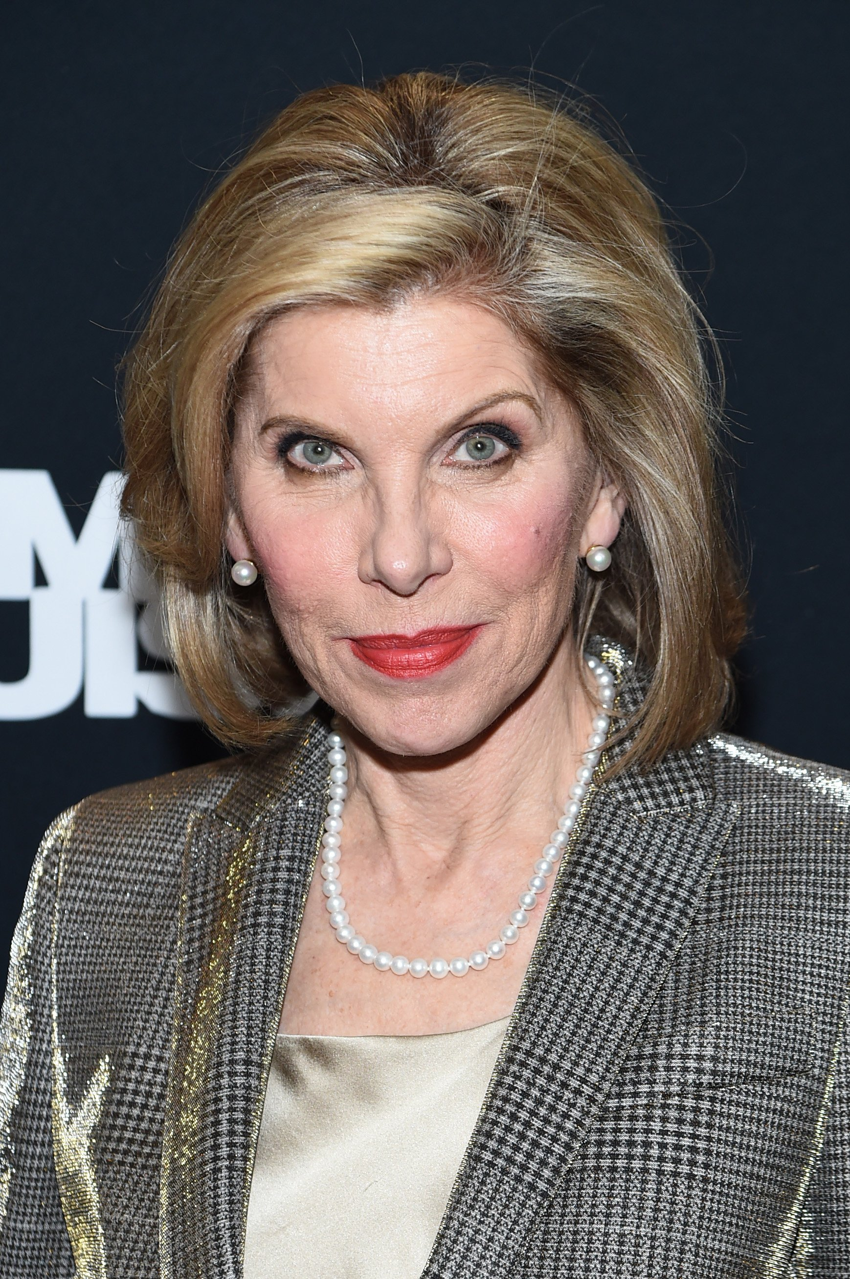 Christine Baranski on January 28, 2020 in New York City | Source: Getty Images/Global Images Ukraine